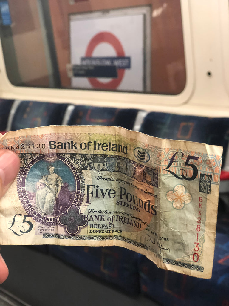 Small Northern Ireland Retailer Refuses to Accept Bank of England Notes as Payment