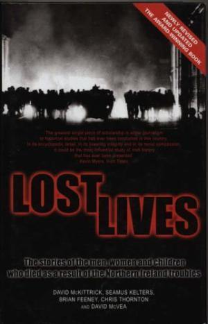 What's Going on with the Price of 'Lost Lives' by McKittrick et al? - Belfast Books