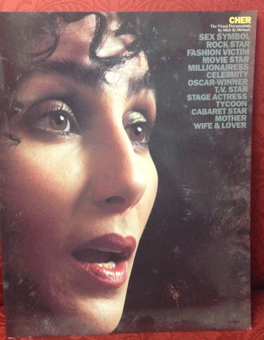 Cher The Visual Documentary