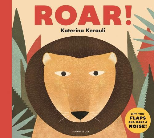 Roar : A Book of Animal Sounds