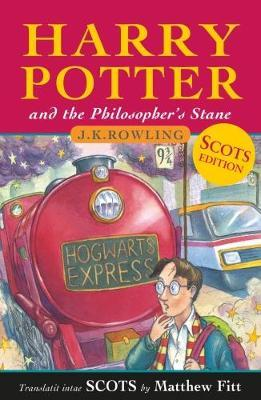 Harry Potter and the Philosopher's Stane : Harry Potter and the Philosopher's Stone in Scots
