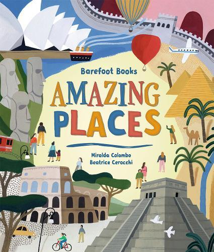 Barefoot Books Amazing Places