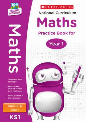 National Curriculum Maths Practice Book for Year 1