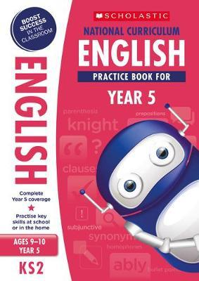 National Curriculum English Practice Book for Year 5