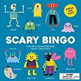 Scary Bingo : Fun with Monsters and Crazy Creatures
