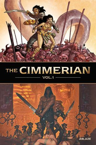 The Cimmerian Vol 1