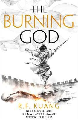 The Burning God : Book 3