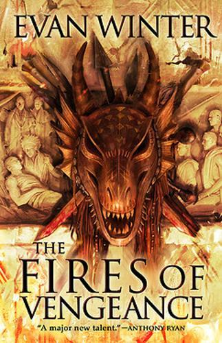 The Fires of Vengeance : The Burning, Book Two