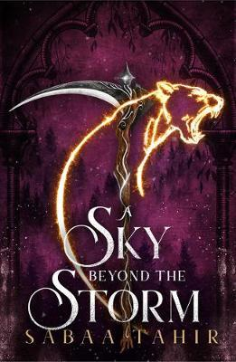 A Sky Beyond the Storm : Book 4