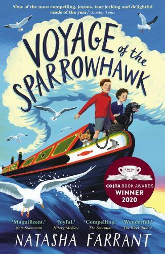 Voyage of the Sparrowhawk : Winner of the Costa Children's Book Award 2020