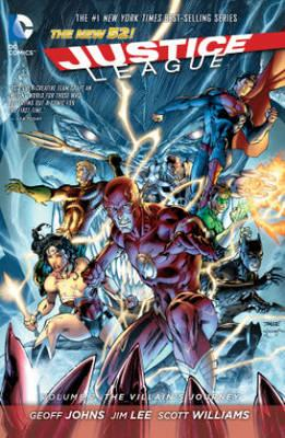 Justice League Vol. 2 : The Villain's Journey (The New 52)
