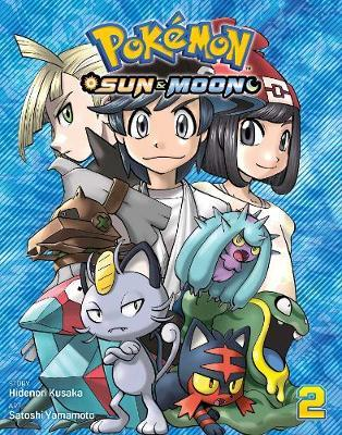 Pokemon: Sun & Moon, Vol. 2 : 2