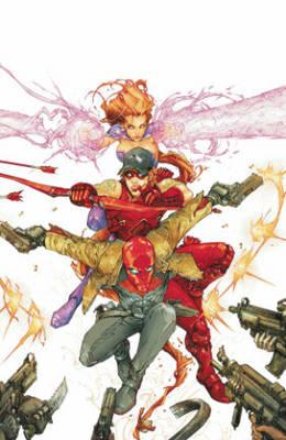 Red Hood And The Outlaws Vol. 1 : Redemption (The New 52)