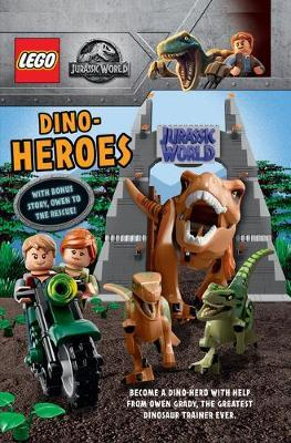 Dino Heroes (with bonus story Owen to the Rescue)
