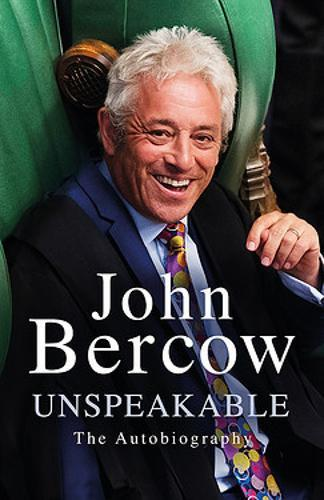 Unspeakable : The Sunday Times Bestselling Autobiography