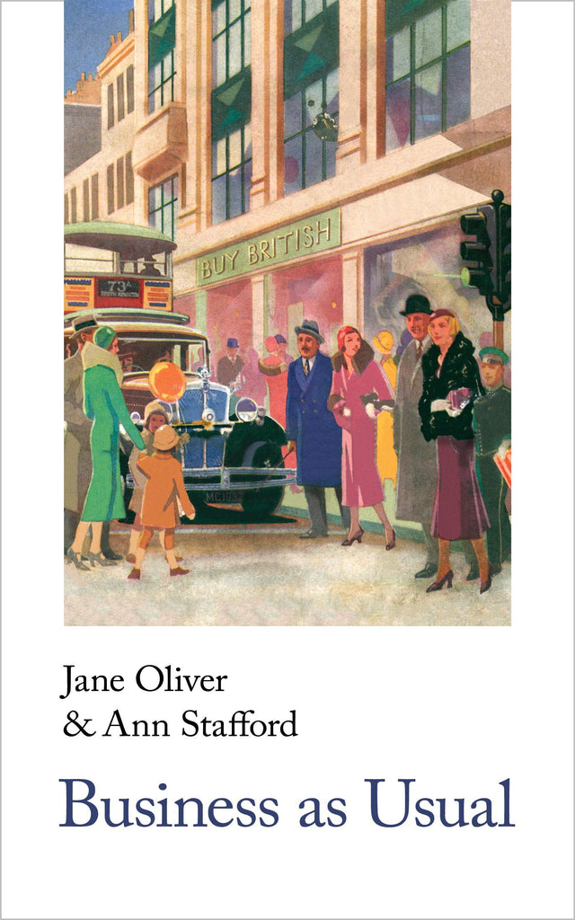 Business as Usual by Jane Oliver and Ann Stafford