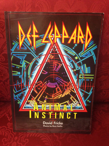 Def Leppard Animal Instinct