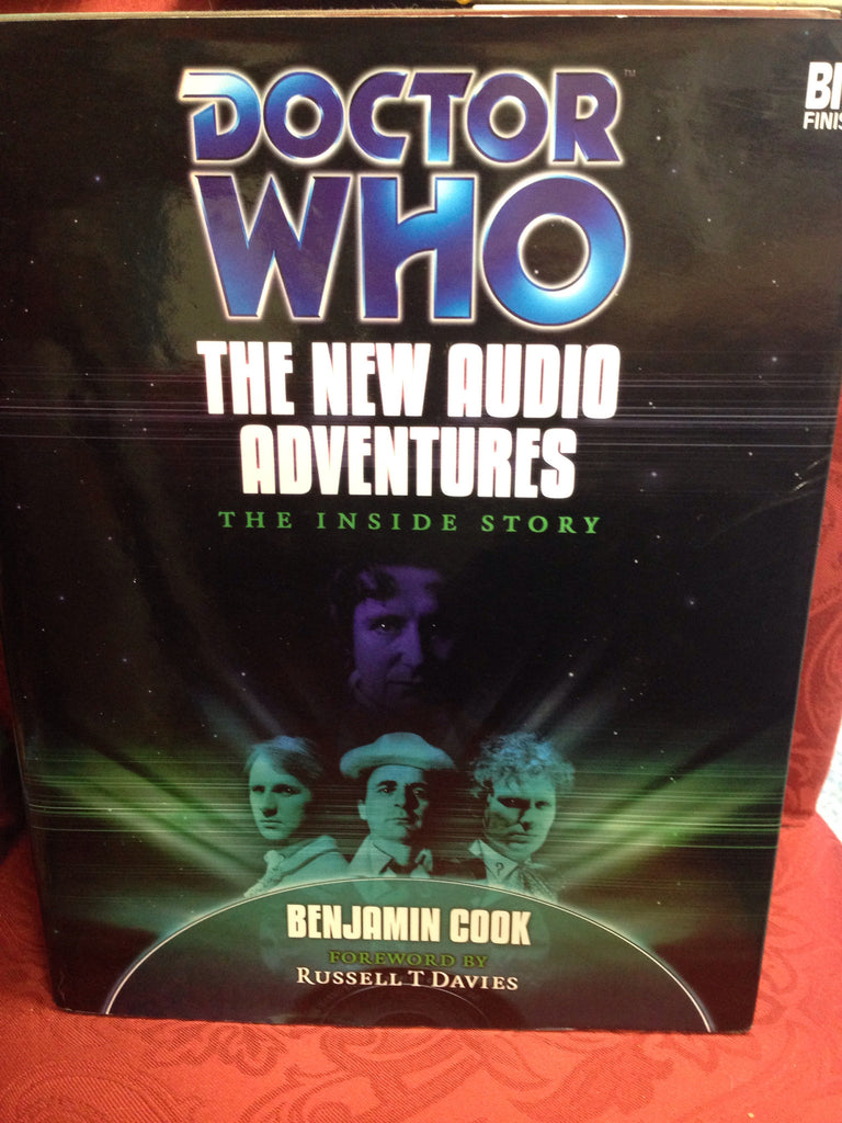 Doctor Who The New Audio Adventures The Inside Story