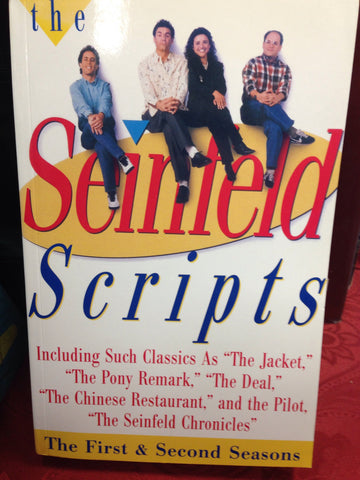 The Seinfeld Scripts - The First & Second Seasons