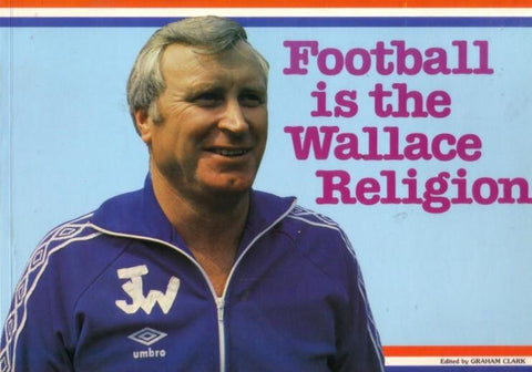 Football is the Wallace Religion book