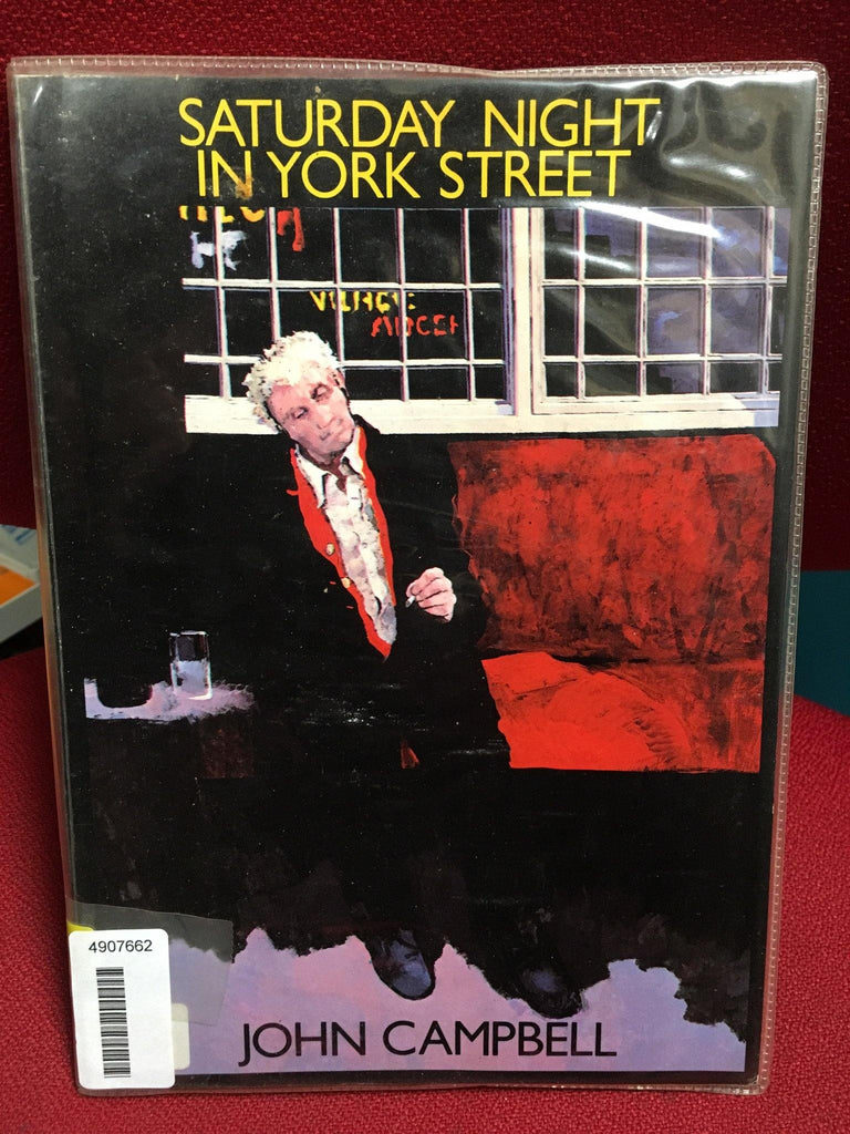 Saturday Night in York Street (Ex Library copy)