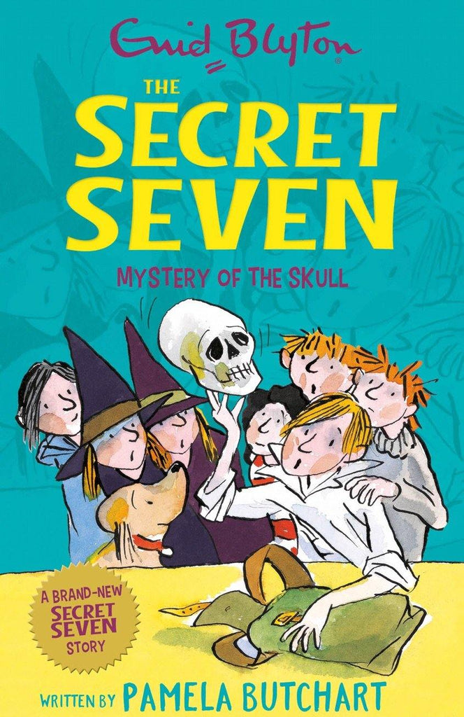 The Secret Seven: Mystery of the Skull - Belfast Books