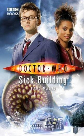 DOCTOR WHO - SICK BUILDING - Belfast Books