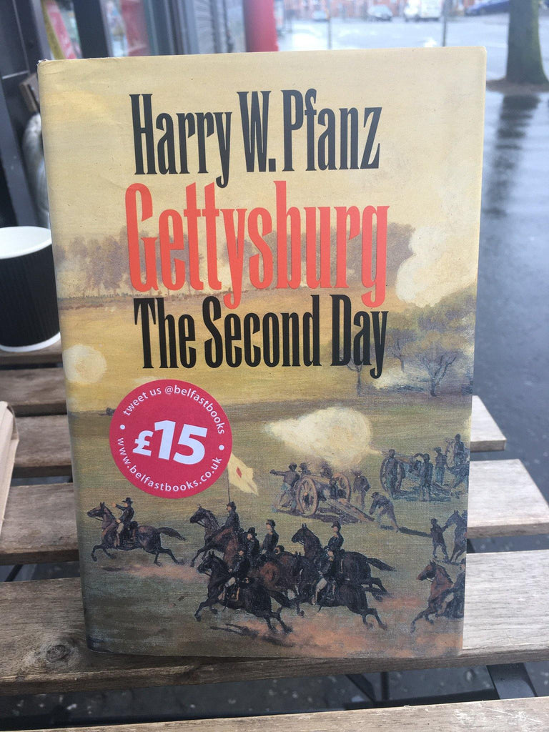 Gettysburg: The Second Day