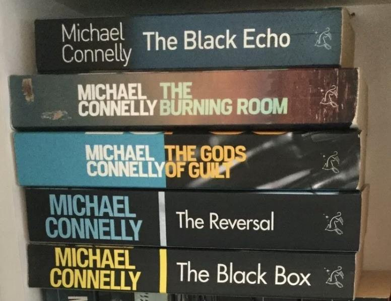 Any Auld Tat Fiction Book Bundle - Belfast Books