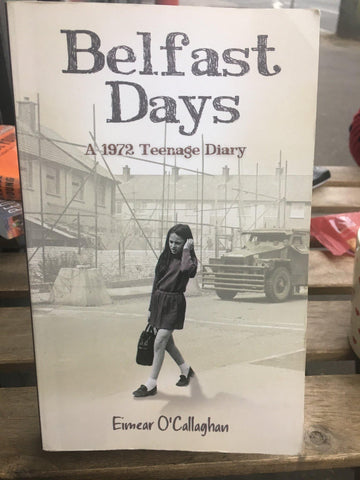 Belfast Days: A 1972 Teenage Diary