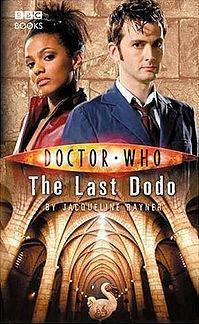 DOCTOR WHO - THE LAST DODO