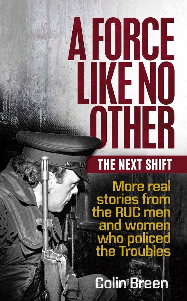 A Force Like No Other: The Next Shift - Belfast Books
