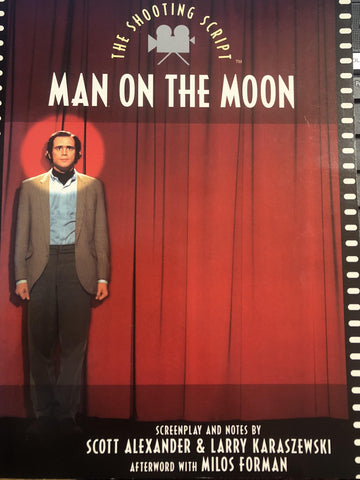 Man on the Moon: The Shooting Script (Newmarket Shooting Script)