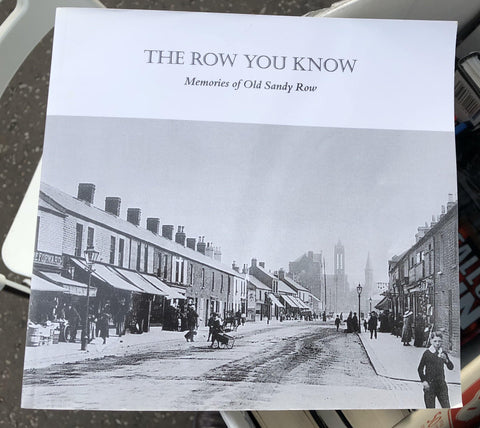 The Row You Know: Memories of Old Sandy Row