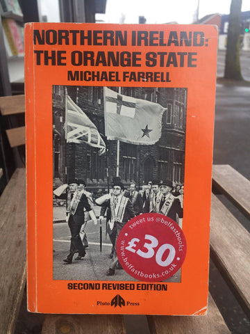 The Orange State, by Farrell