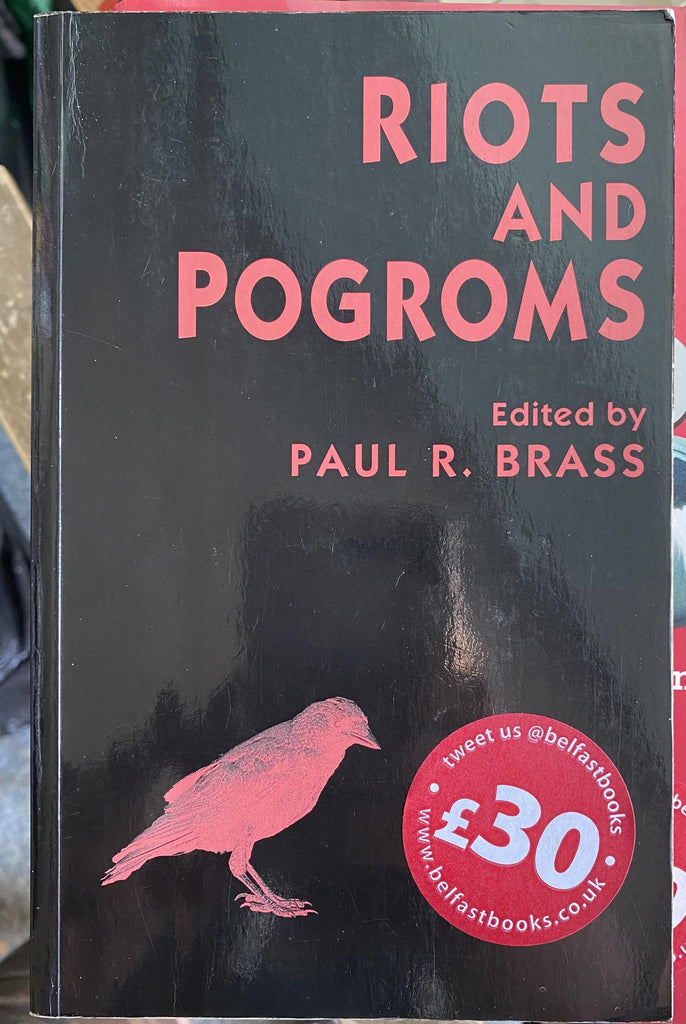 Riots and Pograms - Belfast Books