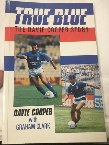 True Blue: The Davie Cooper Story