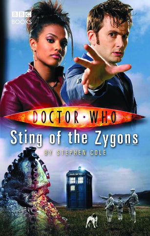 DOCTOR WHO - STING OF THE ZYGONS