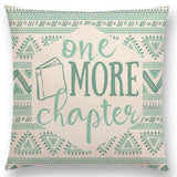 One More Chapter Cushion Cover 45cm Square