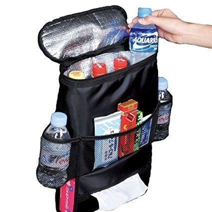 Car Seat Organizer With Cooler - Belfast Books