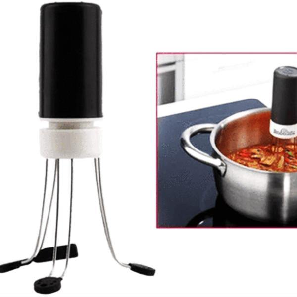 Hands Free Sauce Stirrer - Belfast Books