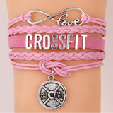 Crossfit Bracelet - Assorted Colors