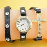 Vintage Holy Cross Watch