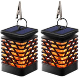 Solar Flame Flicking Lamp Lantern