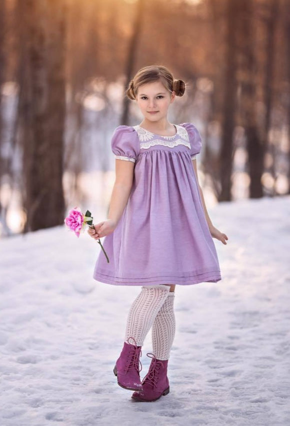 Petunia Dress <br> Digital Sewing Pattern