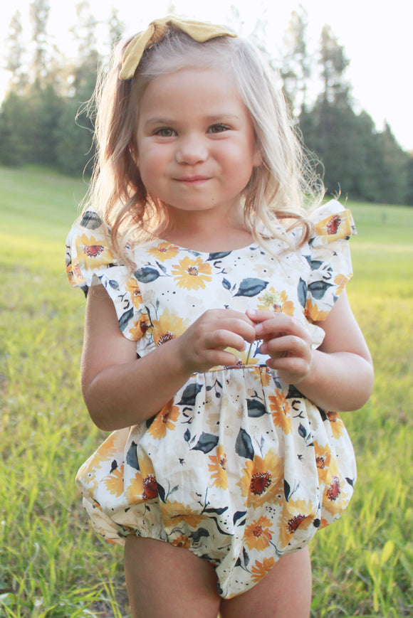 Poppy Dress, Top and Romper <br> Digital Sewing Pattern