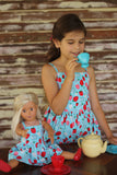 Bundle Doll and Child Ivy Dress <br> Digital Sewing Pattern