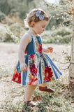 Ivy Top, Dress and Maxi <br> Digital Sewing Pattern