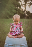 Poppy Dress, Top & Romper - Baby