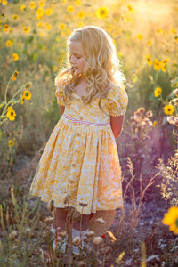 Marigold Top, Mini and Dress - Child